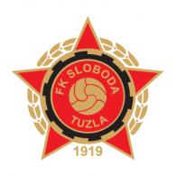 Logo of Fudbalski klub Sloboda Tuzla