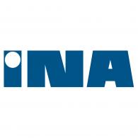 Logo of INA