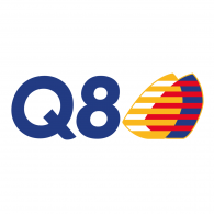 Logo of Q8