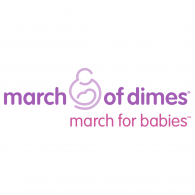 Logo of March of Dimes March for Babies