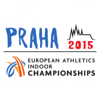 Logo of 2015 European Athletics Indoor Championships