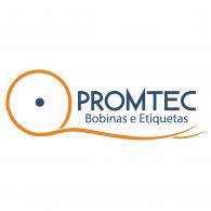 Logo of Promtec - Bobinas, Etiquetas Adesivas, Tags e Ribbons