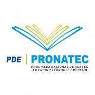Logo of PRONATEC - Programa Nacional de Acesso ao Ensino Técnico e Emprego