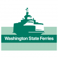 Logo of Washington State Ferries