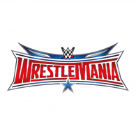 Logo of WWE WrestleMania 32