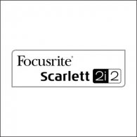 Logo of Focusrite Scarlett 2i2