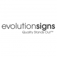 Logo of Evolution Signs