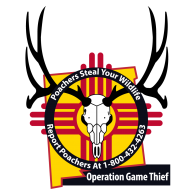 Logo of New Mexico Department of Game & Fish