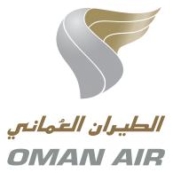Logo of Oman Air