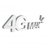 Logo of Claro 4G Max