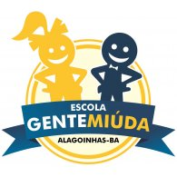 Logo of Escola Gente Miúda