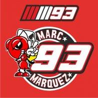 Logo of Marc Márquez
