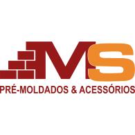 Logo of MS Pre-Moldados