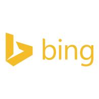 Logo of Bing
