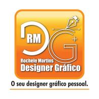 Logo of Rochele Martins Designer Gráfico
