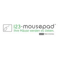 Logo of 123-Mousepad
