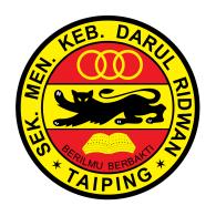 Logo of SMK Darul Ridwan Taiping