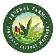 Logo of Arsenal Farms