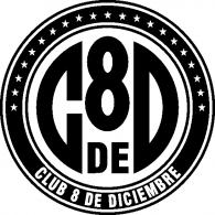 Logo of 8 de Diciembre de Laguna Blanca Formosa