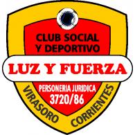 Logo of Luz y Fuerza e Gobernador Virasoro Corrientes