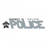 Logo of APB District 13