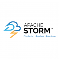 Logo of Apache Storm