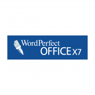 Logo of Corel Word Perfect Office X7