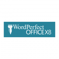 Logo of Corel Word Perfect Office X8
