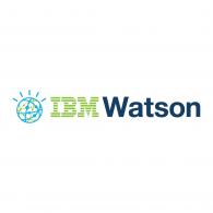 Logo of IBM Watson