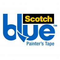 Logo of Scotch Blue 3m Painters Tape
