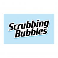 Logo of Scrubbing Bubbles