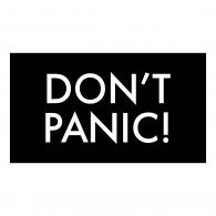 Logo of Don't Panic