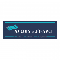 Logo of Tax Cuts & Jobs Act