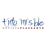 Logo of Tinta Invisible Revista Flagrante