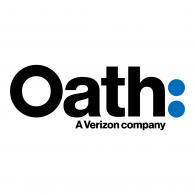 Logo of Oath Verizon