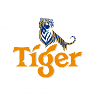Logo of Tiger Beer