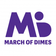 Logo of March of Dimes