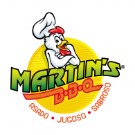 Logo of Martins BBQ