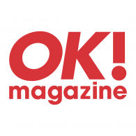 Logo of OK! Magazine