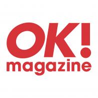 Logo of OK! Magazine