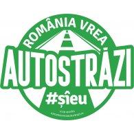 Logo of Romania Vrea Autostrazi