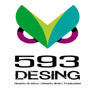 Logo of 593 Design Studio