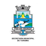 Logo of Foz do Iguaçu Parana Brasil