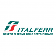 Logo of Italferr