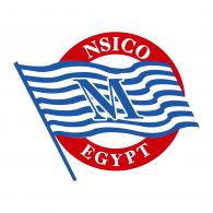Logo of NSICO Egypt