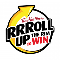 Logo of Tim Hortons Roll Up The Rim