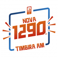 Logo of Rádio Timbira 1290 AM
