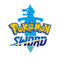 Logo of Pokemon Sword