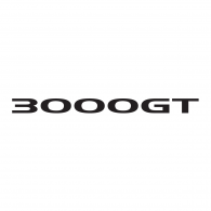 Logo of Mitsubishi 3000GT