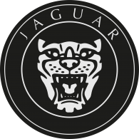 Logo of Jaguar wheel hub logo